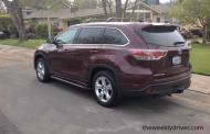 2015 Toyota Highlander: Comfortable, versatile SUV