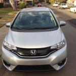 The 2015 Honda Fit has improved gas mileage.