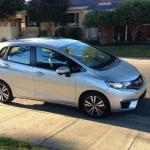 The 2016 Honda Fit remains unchanged for the 2015 model.