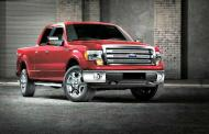 Ford F-150, 2014: Soon it'll be a natural gas