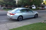 2015 Honda Accord Hybrid: Iconic sedan gets better