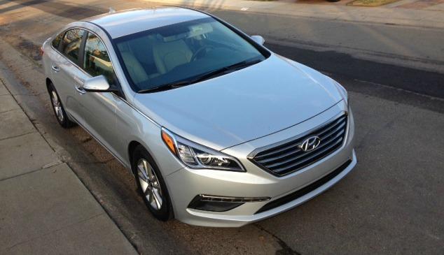 2015 Hyundai Sonata Eco: New design, better economy