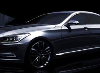 The 2015 Hyundai Genesis will be improved inside and out.