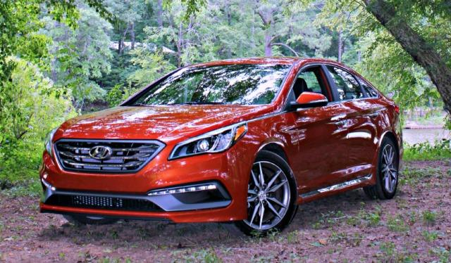 The 2015 Hyundai Sonata has been refined and redesigned.