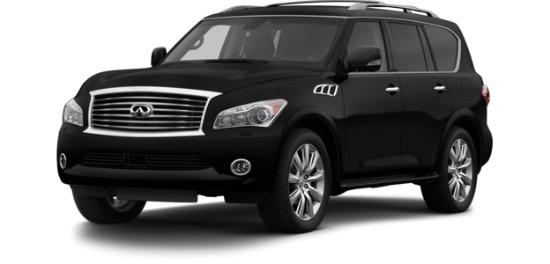 2013 Infiniti QX56: Big, plush, capable