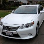 The 2015 Lexus ES 350 is in the fourth year of its sixth generation.