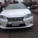 The 2015 Lexus ES 350 is offers an extensive list of standard and optional equipment.
