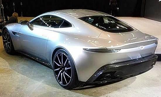 One of the 10 Aston Martin DB 10 bespoke cars in Spectre will be sold.