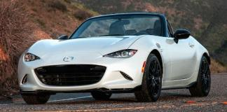 The 2016 Mazda MX-5 is lighter and more economic.