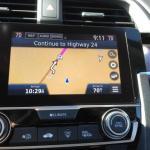 2016 Honda Civic: Tech features, desert companions 2
