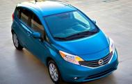 2014 Nissan Versa Note: New stylish, fuel-stingy hatchback