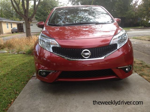 2015 Nissan Versa Note is smart choice among entry level cars.