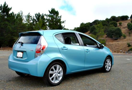 The 2014 Toyota Prius c was the most fuel efficient car in the U.S. for less than $20,000.