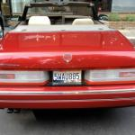 The 1993 Cadillac Allante was the last year of the high performance roadster.
