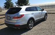 Driving the Tour of California #3: Arriving in Los Angeles madness in a 2013 Hyundai Santa Fe