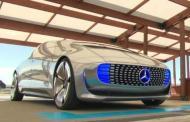 60 Minutes, Mercedes-Benz steer driverless cars