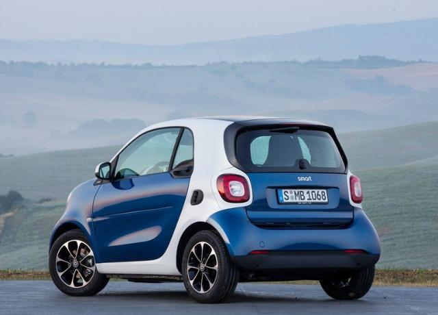 The 2015 Smart ForTwo is the cheapest new car available in the United States.