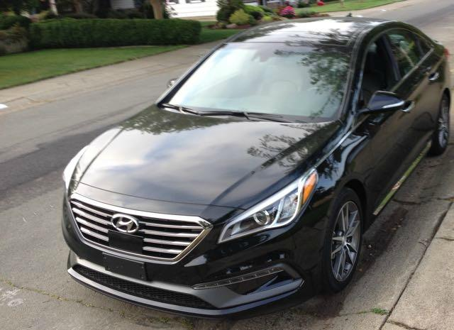 2015 Hyundai Sonata: Luxury attitude, value price