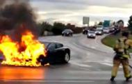 Tesla: Safest car in the world to fiery mass of metal