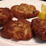 cauliflower crab cakes