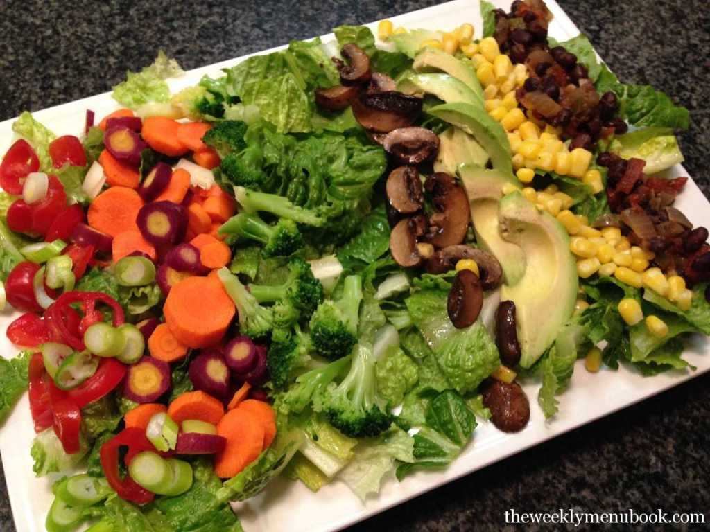 Steak Salad 4