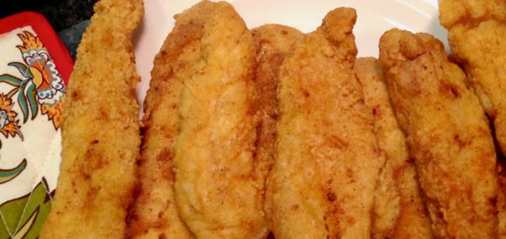 gluten free fried chicken tenders
