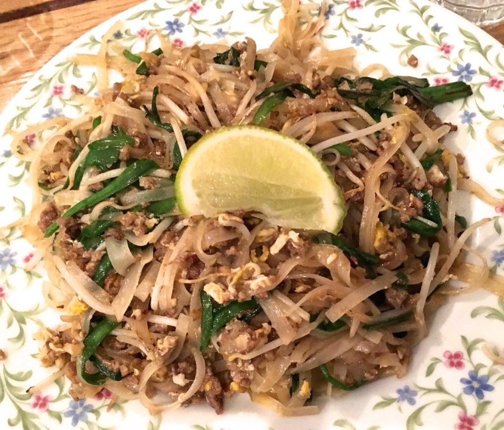 gluten free restaurants in Austin - Thai Fresh