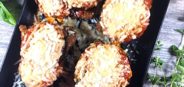 Eggplant Chicken Parmesant