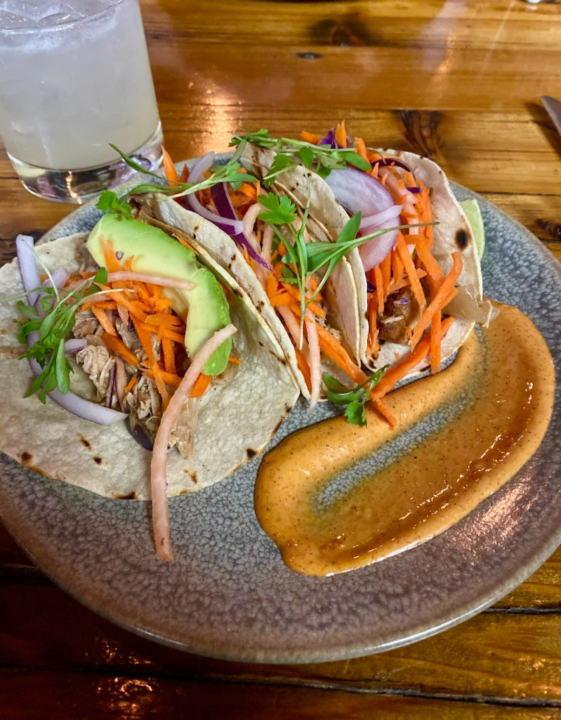 Gluten-Free Restaurants in Austin - Street Tacos at District Kitchen