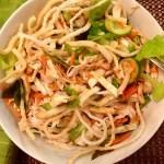 Gluten-free, Dairy-Free Asian Chicken Salad