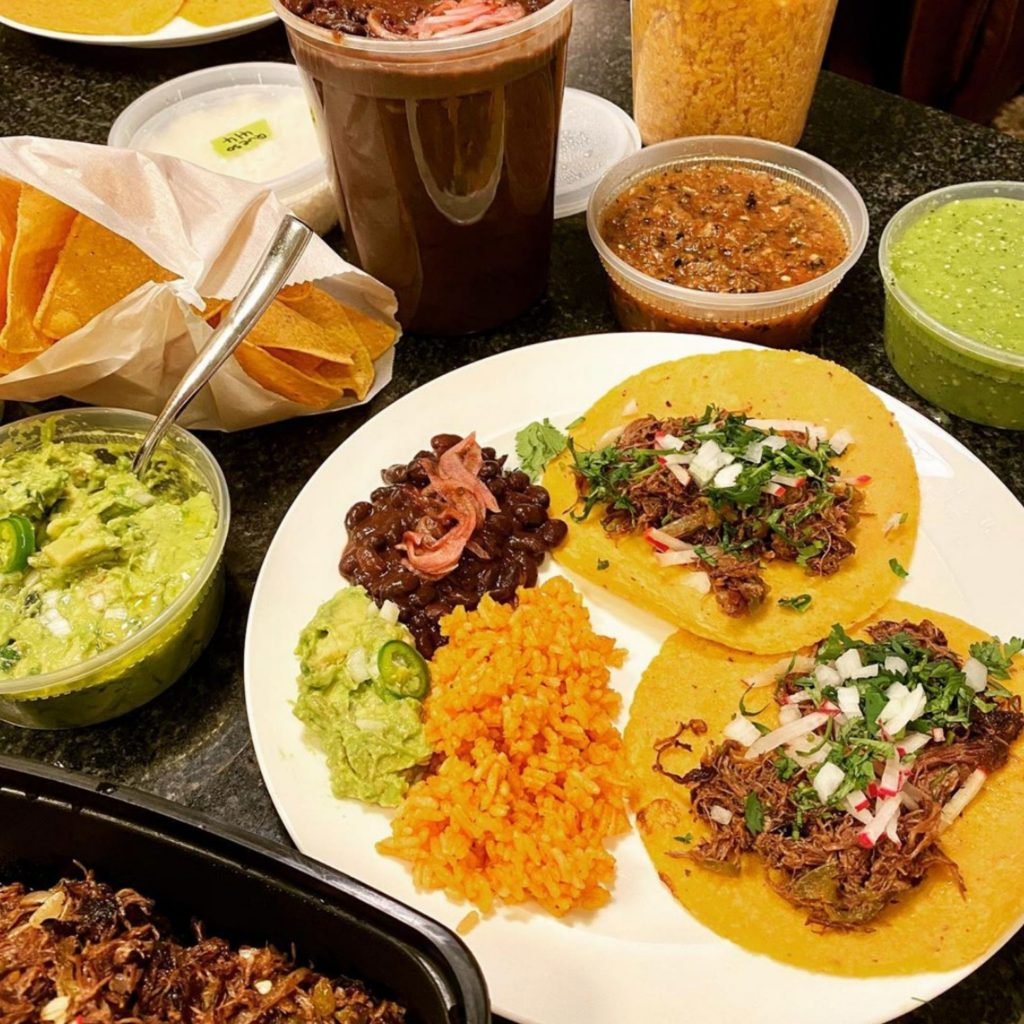 Austin Gluten-free Curbside Delivery Meals and Margaritas from ATX Cocina