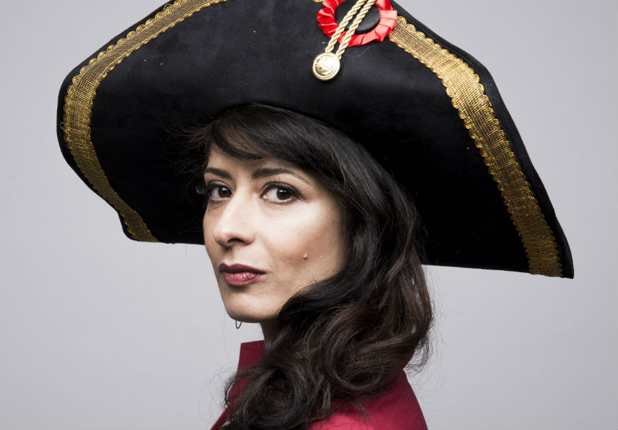 Image result for shappi khorsandi mistress and misfit