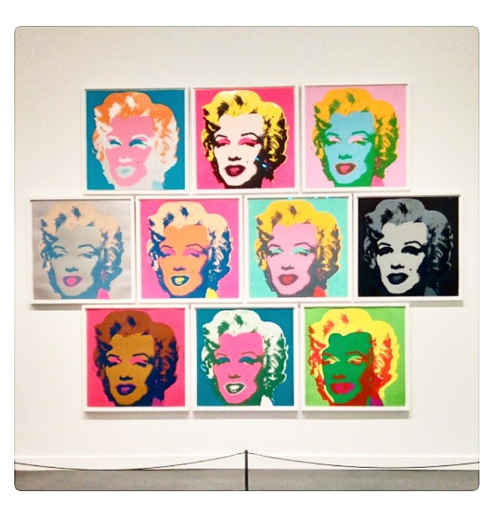 Andy Warhol Exhibition!