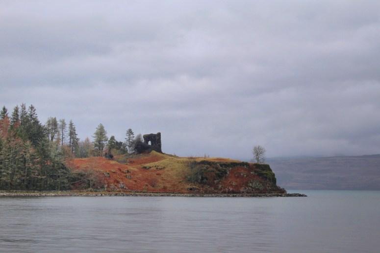 Aros Castle, Isle of Mull