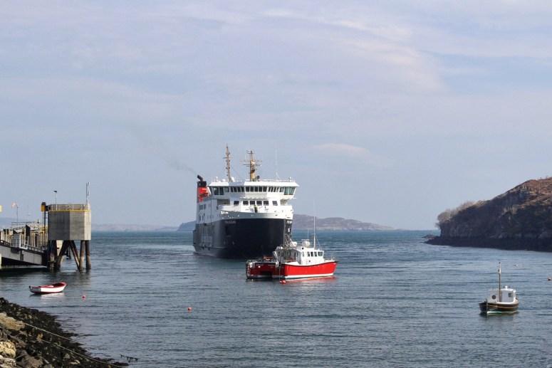 Tarbert ferry, Isle of Harris