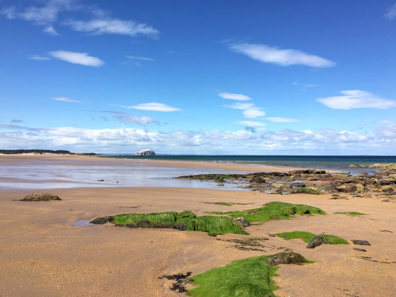Ravensheugh Sands, East Lothian