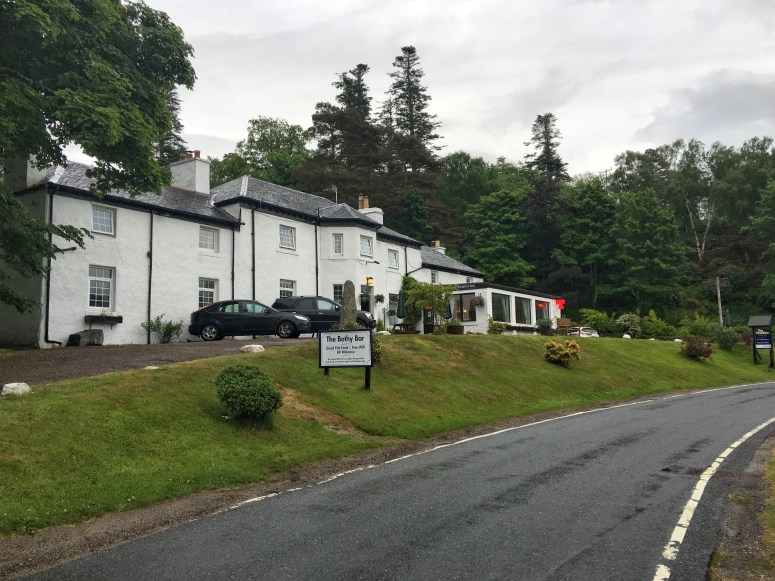 The Strontian Hotel, Ardnamurchan