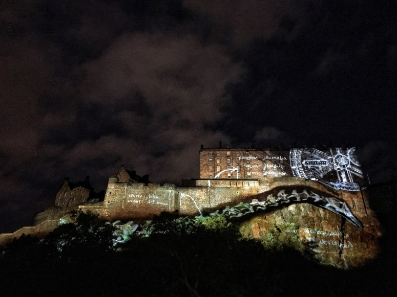 Deep Time, Edinburgh International Festival