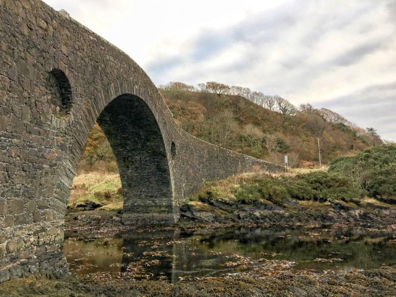 Bridge over the Atlantic
