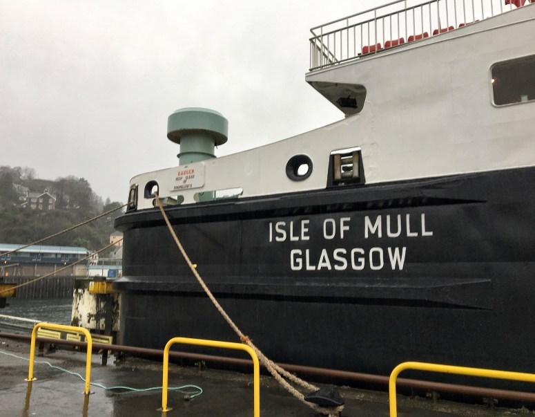 MV Isle of Mull