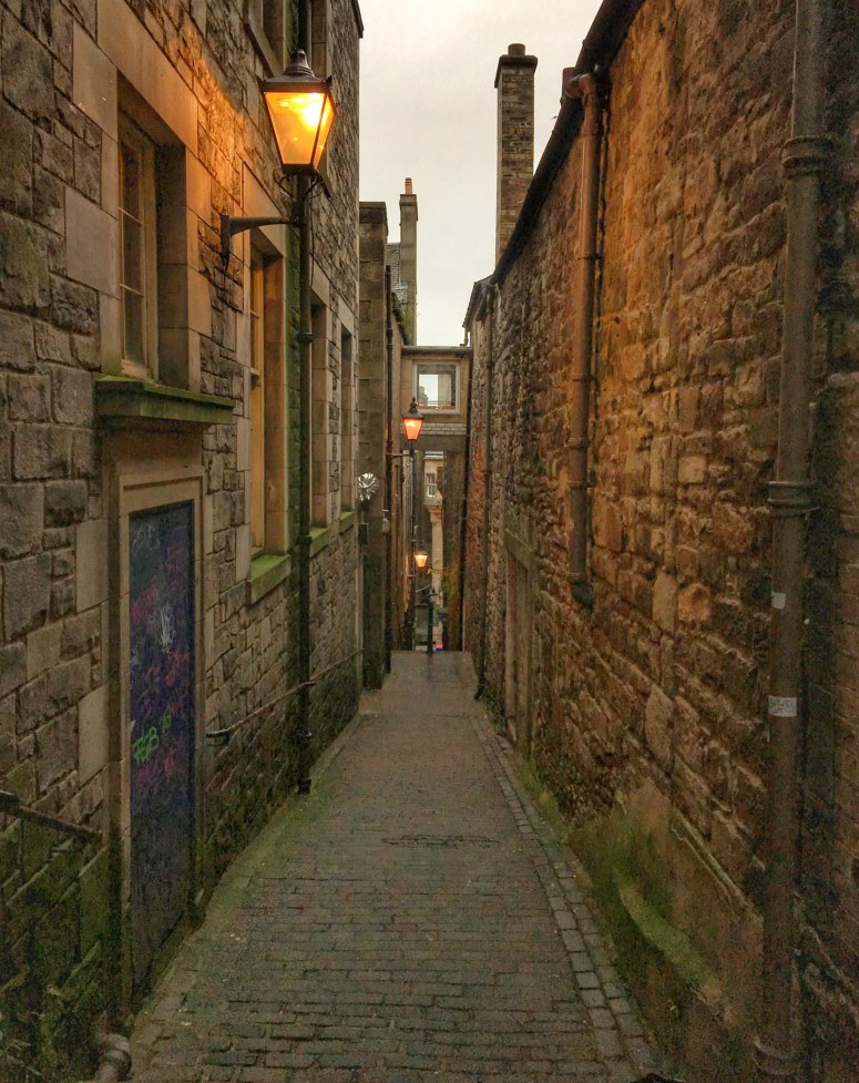Anchor Close, Edinburgh
