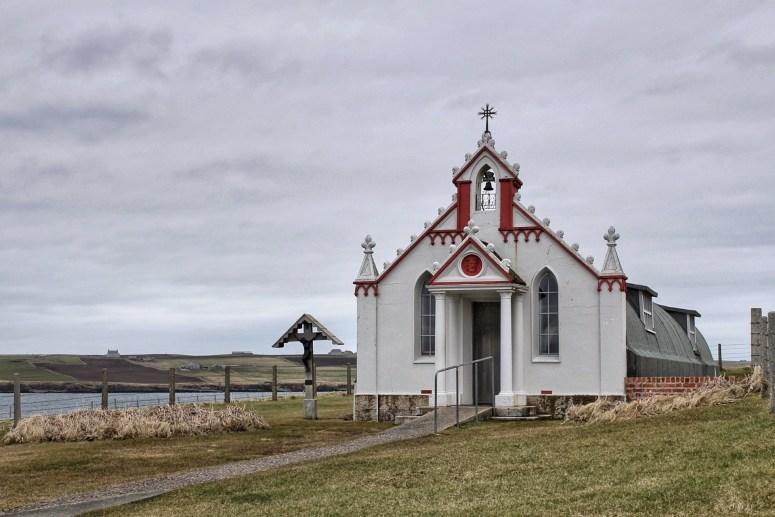 Italian Chapel, Orkeny