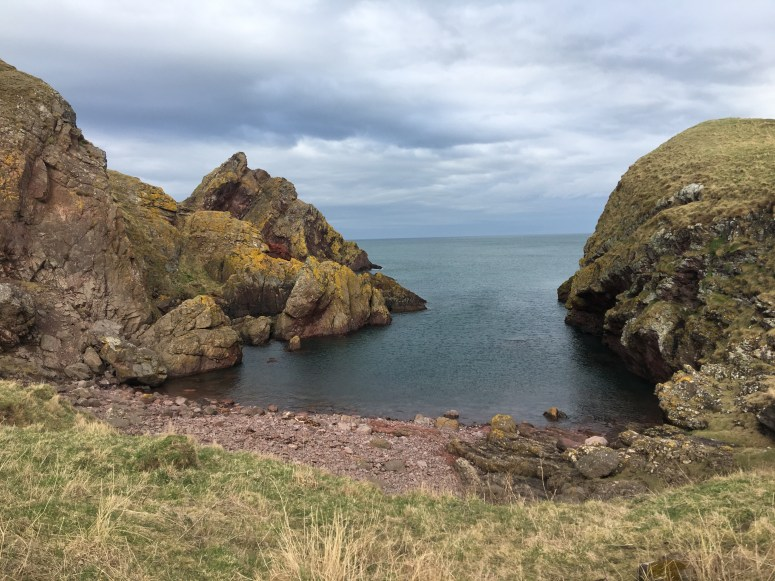 St Abbs Head, Scottish Borders
