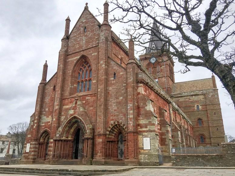 St Magnus Cathedral, Orkney