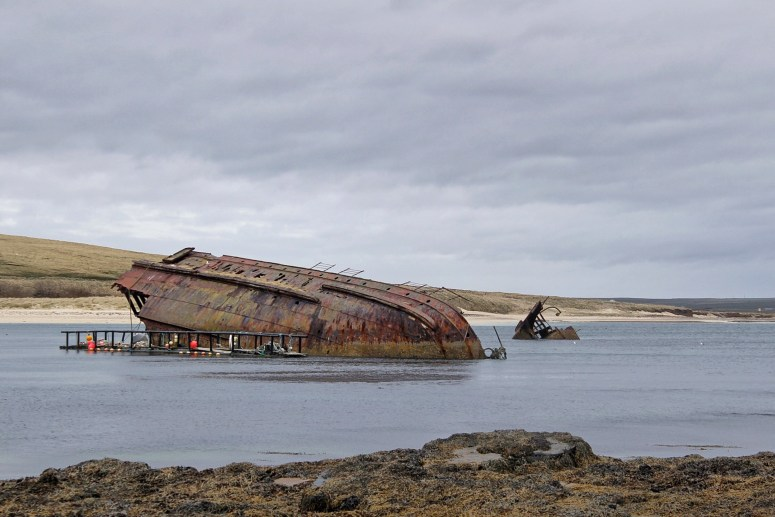 Blockship Orkney