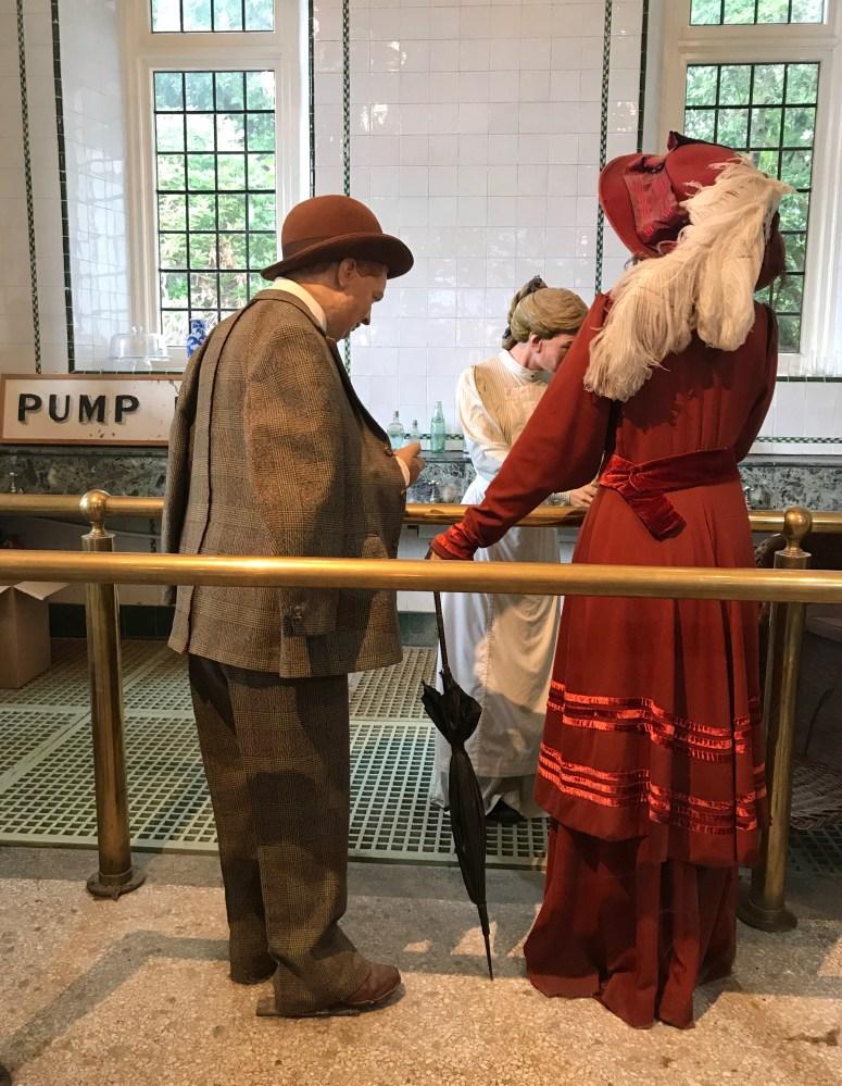 Pump Room & Spa, Strathpeffer