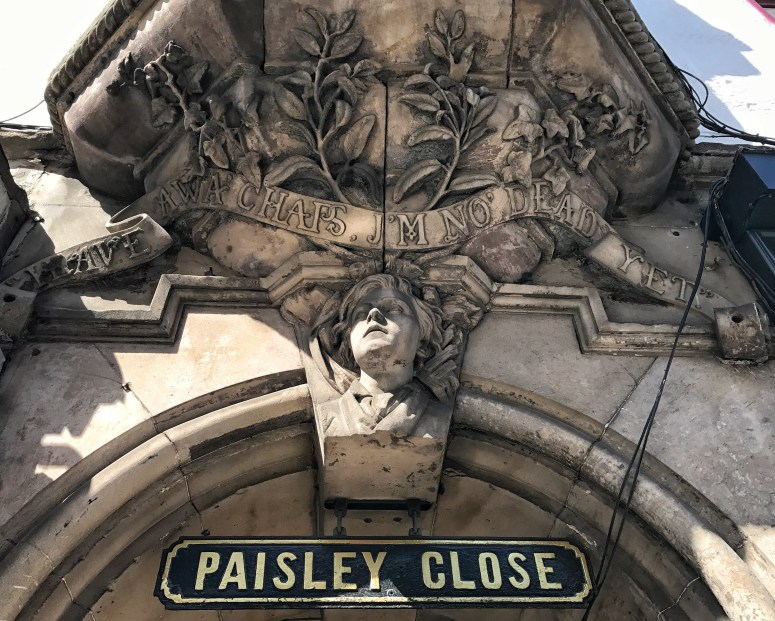 Paisley Close, Edinburgh