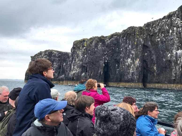 Isle of May boat trip