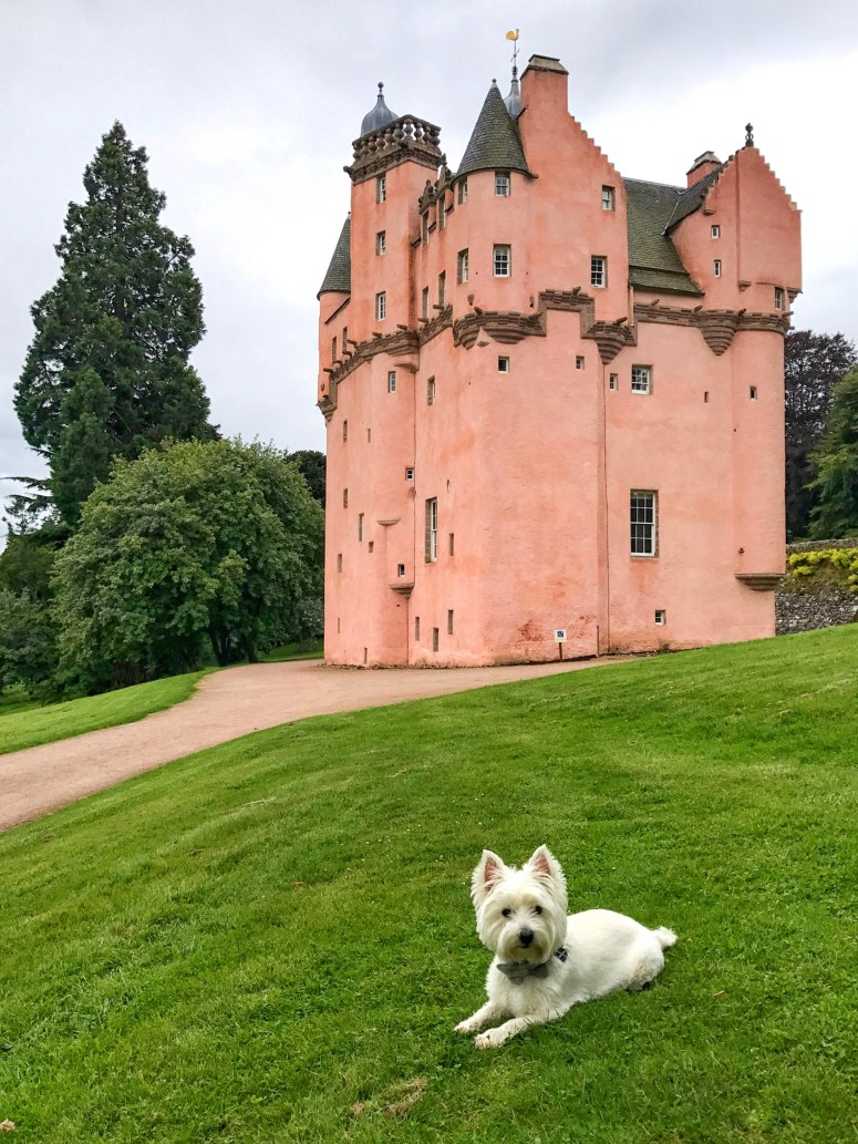 Craigievar, Scotland's Castle Trail