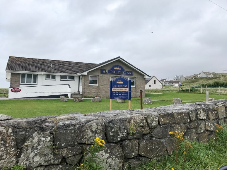 AM Politician, Eriskay